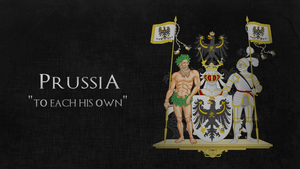 Prussia Coat Of Arms by saracennegative