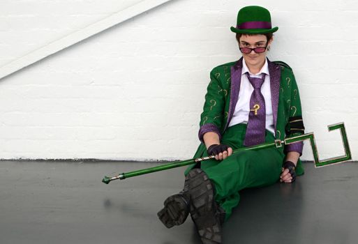 The Riddler by Rickman101