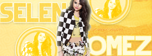++Sun Yellow - Selena G. by Gatita-Edicion-12