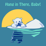 Hang in There, Baby by mollygrue