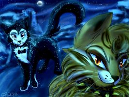 After the Jellicle Ball by GreyscaleRainbowXx