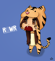 Graphic | RAWR by RoaringWindd