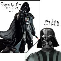 Come to the Dark Side... by Arronis