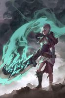 Fanart: Riven by shilin