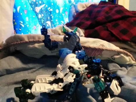 Bionicle spanking 2 pt.1 by Picgirls01