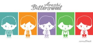 Arashi Bittersweet (animated) by CarrotFreak