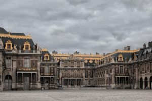 La Cour de Marbre II by Jay-Co