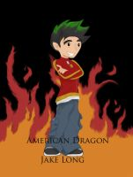 Jake Long by somersdream