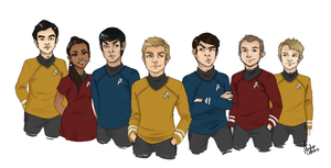 Star Trek by Avender