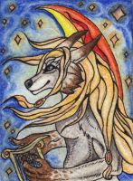 ACEO Natoli by AnsticeWolf