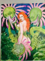 Poison Ivy by Lionzstorm