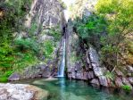 Pincaes Waterfall, Portugal by gendosplace