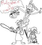 Halloween is coming!!! by protoss722