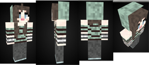Purrfume Minecraft Skin by Koiremains