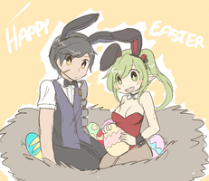 Easter 2017 by RinnieKuu