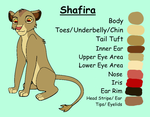 Shafira (Contest Entry) by 13BatScorpion95