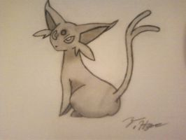 Espeon --- Request by Cody2897
