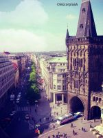Days in Prague by SsscorpiaaA