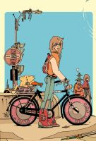 Orange you Anna by royalboiler