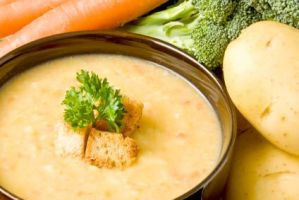 Cheese-Potato Soup by DVC-Church