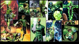 Green Lantern Wallpaper by GT-Orphan