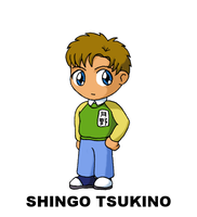 #012: Shingo Tsukino by TinySailorMoon