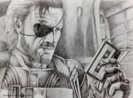 Big Boss by Grace-Zed