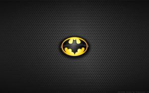 Wallpaper - Batman 'Tim Burton Style' Logo by Kalangozilla