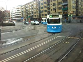 Goteborg City Tram Capture by ProjektGoteborg