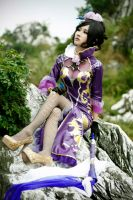 [Dynasty Warriors 8- Zhen Ji] The Land far away by Seiran-Kisaragi