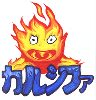 Calcifer by jonnay