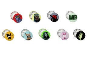 BUTTONS FOR SALE by RM73