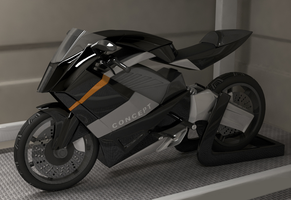 RC Bike Concept by iamjero