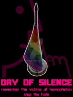 DAY OF SILENCE TWO by engineerJR
