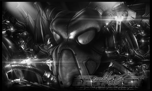 Gasmask by cooltraxx
