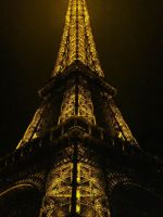 Eiffel Tower 1 by Steve-Nice