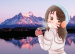 [APHxLH] A little piece of the Patagonia by Chile-LatinHetalia