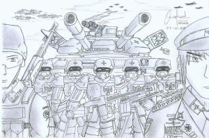 Future Indonesia's Army by PanzerElites