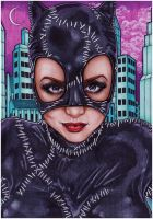 Catwoman Hell Here by Gabriella92