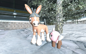 Mudbray and Stufful