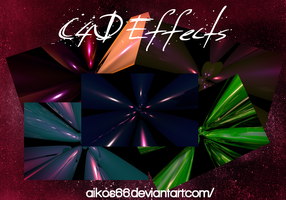 Pack C4D Effects 1 by Aikos66