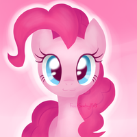 Pinkie Pie by FrostSentry150