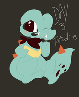 Day 3 Your Favorite Water Type by Shelbees