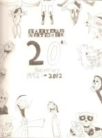 Cartoon Network's 20th Anniversary! by lnsert-creative-name