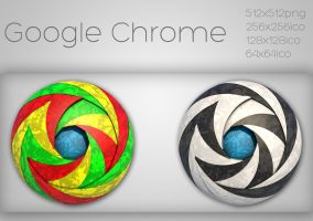 Google Chrome 52 by xylomon
