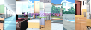 Complete School Stages by kaahgome