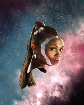 Lt. Uhura by rossparsons