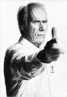 Clint Eastwood by Stuff-Swe