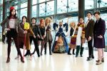 Doctor Who - Timeline by Schantra