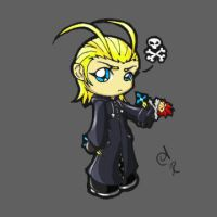 Larxene Plays with Dolls by Laxia